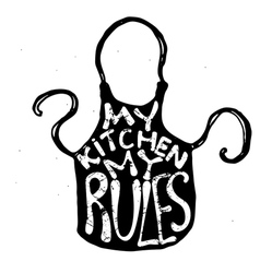 My kitchen rules vector