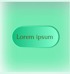 pill logo design template medical tablet vector image