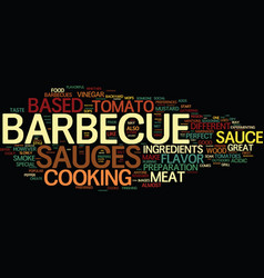 barbecue shrimp recipe text background word cloud vector image