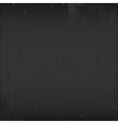Black dirty chalkboard vector image vector image