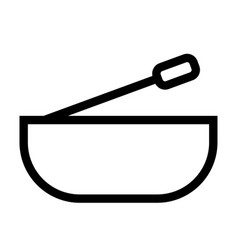 incense icon vector image