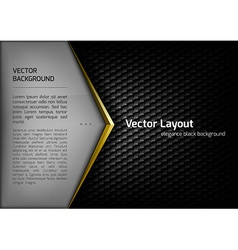 Design Layout vector image