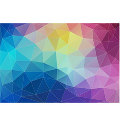 Triangle mosaic abstrat background vector