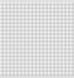 white tiles texture squares vector image