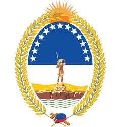 Rio Negro Province vector image vector image