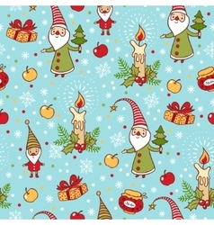 Bright holiday pattern vector