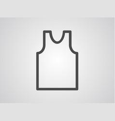 Shirt icon sign symbol vector