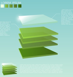 Layers vector