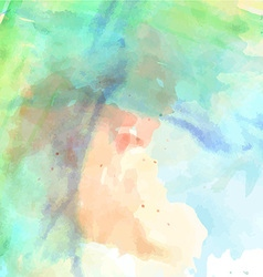 Watercolor Backdrop vector image vector image