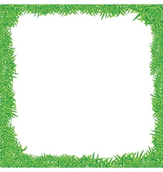 green gress vector image