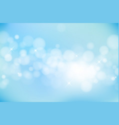 Abstract background bokeh with ligthing effect vector