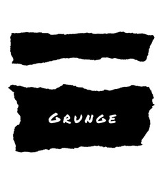 Hand Drawn Grunge Lacerated Backgrounds vector