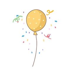The balloon vector