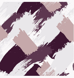 art header with different shapes and textures vector image