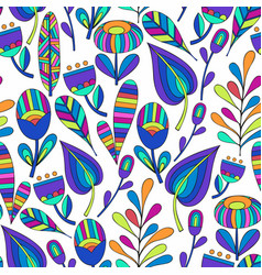 Seamless pattern for design and decoration vector