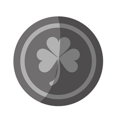 st patricks day related icon image vector image