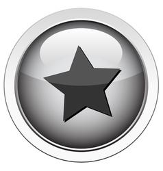 star favorite icon vector image vector image