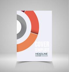 report cover design4 vector image