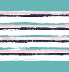 stripes geometric textile seamless pattern vector image