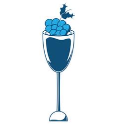 Wine drink design vector