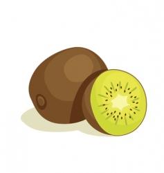 kiwi vector image vector image