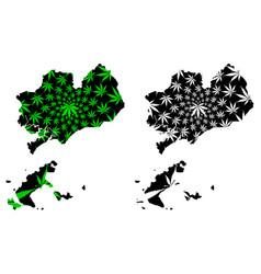 Ba ria-vung tau province socialist republic of vector