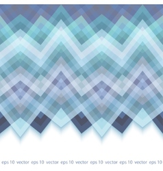 Blue abstract retro background vector