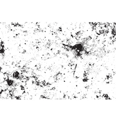 Worn Overlay Texture vector image vector image