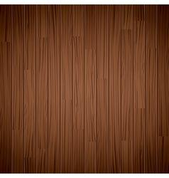 texture of wooden dark brown background vector image vector image