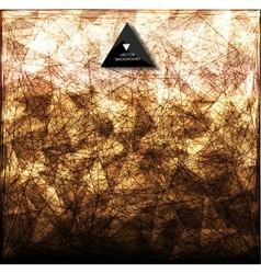Abstract web bacground triangles background vector