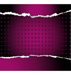 Purple abstract technology background vector