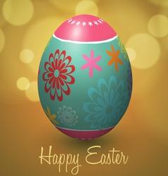 Easter Egg Design vector