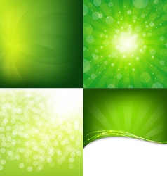 Modern Light Background vector image