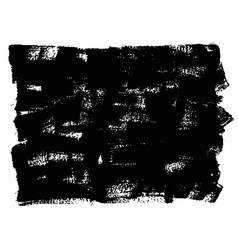 painted background brush strokes texture vector image