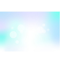 Soft blue background template vector