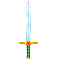 Sword cold steel vector