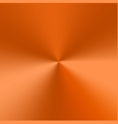 orange conical gradient vector image
