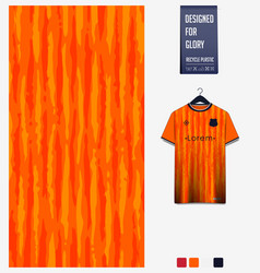 Soccer jersey pattern design stripe pattern vector