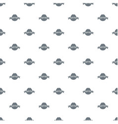 fresh citrus pattern seamless vector image