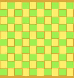 ketupat texture seamless pattern vector image