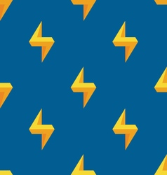 Super Thunder Pattern vector image