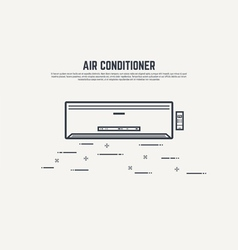 Air condition vector