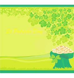 Llustration of Saint Patricks Day vector