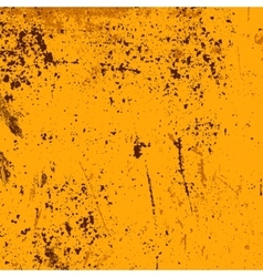 Yellow Grunge Background vector image vector image
