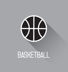 Basket icon vector image