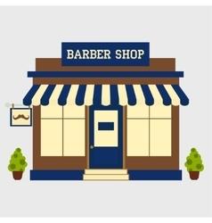Barbershop vector image