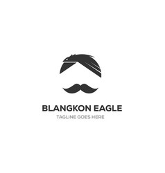 Blangkon is traditional hat of indonesia country vector