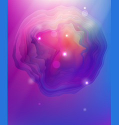abstract violet background for design eps vector image vector image