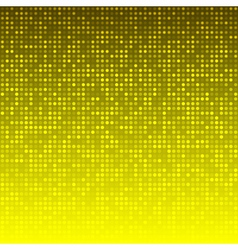 Abstract Yellow Technology Background vector image vector image