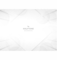 abstract futuristic gradient grey color with vector image